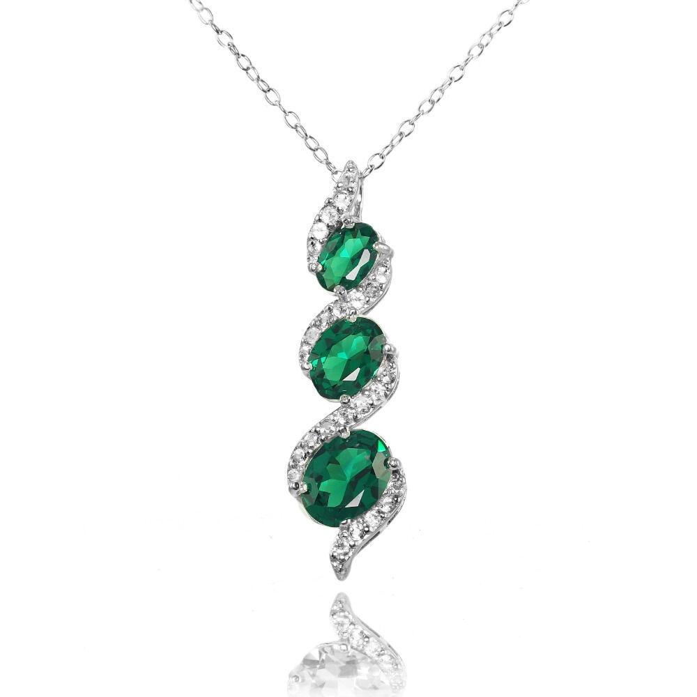 May-Created Emerald