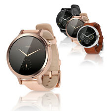 Motorola Moto 360 2nd Generation Smartwatch with Leather Wrist Band 42mm or 46mm
