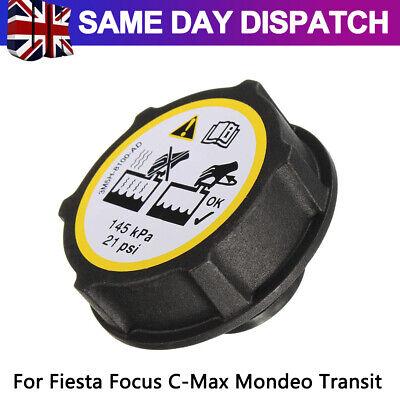 FOR FORD FOCUS FIESTA CMAX KUGA MONDEO TRANSIT RADIATOR EXPANSION WATER TANK CAP