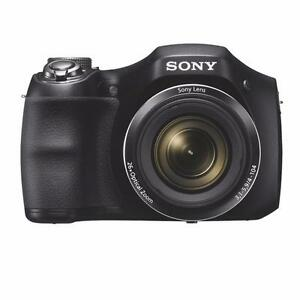 Amazing deal hurry up buyers..........!!!!!!!! Like Brand new never used Sony Cybershot H200 Black 20.1MP 26X