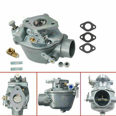 Carburetor 181644m91 181643m91 For Massey Ferguson Mf Tractor Te20 To20 To30