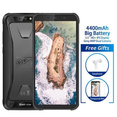 "5.5"" Blackview BV5500 IP68 2GB+16GB Rugged Smartphone 4400mAh Telefono Cellulare"