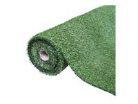 X4 - Rolls of artificial grass (15MM 4M x1M)