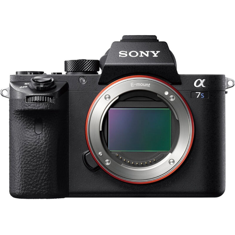 Sony a7S Mirrorless Camera (Body Only) Black ILCE7S/B