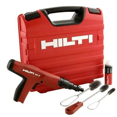 Dx 2 Semi-automatic Powder-actuated Tool Versatile And Compact By Hilti