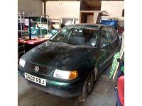 VW Golf, spare or repair
