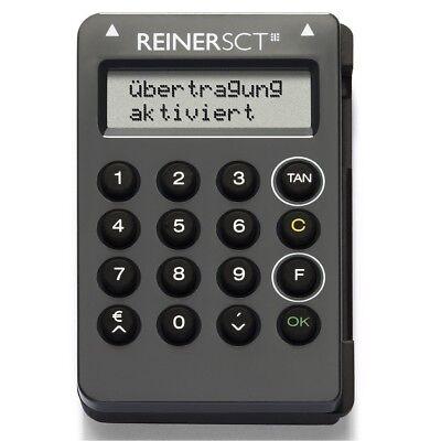 ReinerSCT TanJack optic SR - optischer TAN-Generator  GRAU /