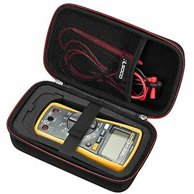 Carrying Case Compatible For Fluke 117115116114113177178179 Digital And