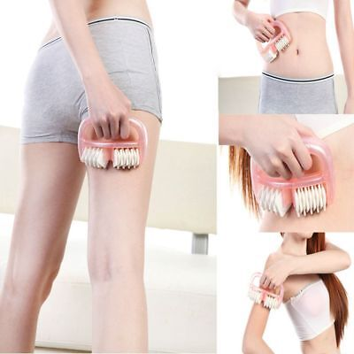 Roller Cell Massage (Fat Control Concave Cell Roller Burner Leg Massager Face-lift Massage)