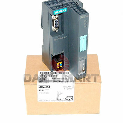 New Siemens 6es7 151-1aa05-0ab0 Plc Im151-1 Profibus Dp Interface Module