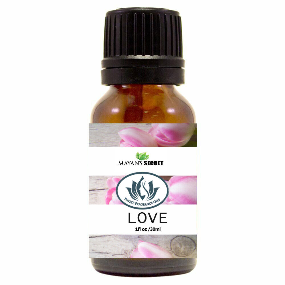 Mayan's Secret- Love- Premium Grade Fragrance Oil (30ml) Candle Making & Soap Making