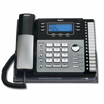 Rca Visys 25424re1 4-line Expandable System Speakerphone Call Waitingcaller Id
