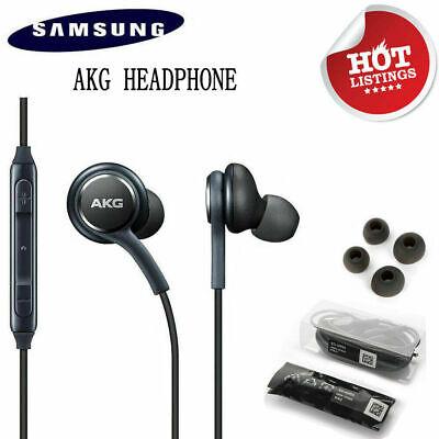 For Samsung Galaxy S9 S8 S8+ S7 Note9 8 AKG Headphones Headset Earphones Lot