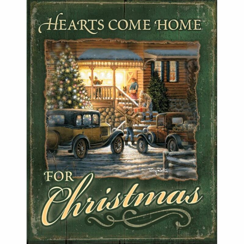 Lang Companies,  Coming Home Boxed Christmas Cards by Terry Redlin
