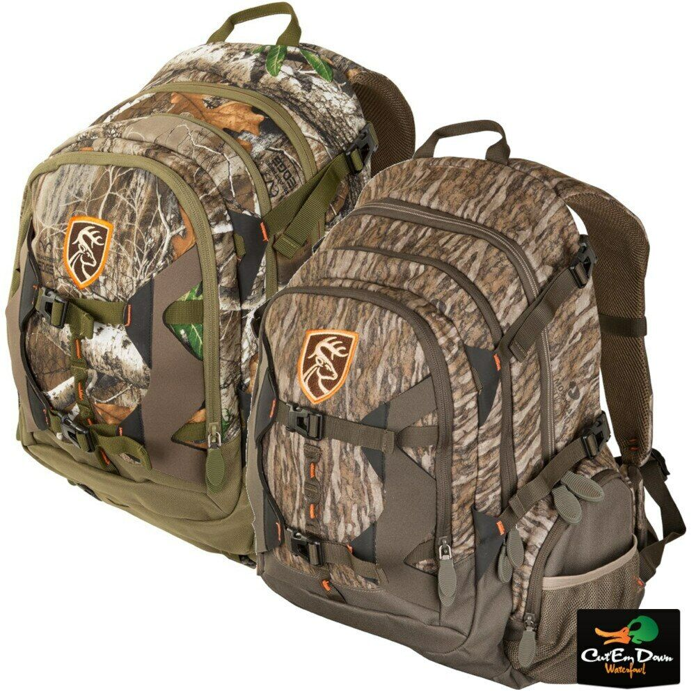 DRAKE NON TYPICAL WALK IN BACK PACK CAMO HUNTING BAG