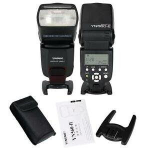 Yongnuo YN-560 II Flash Speedlite for Sony A950 A900 A850 A700 A580 A560 A550