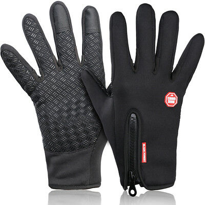 Best Touchscreen Gloves for men's Texting Driving Winter Cold Weather Gloves