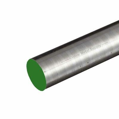 1018 Cf Steel Round Rod 1.500 1-12 Inch X 12 Inches