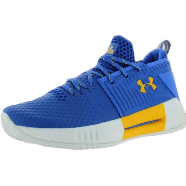 Black Under Armour Sneakers for Men