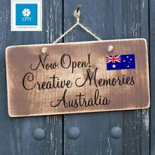 Creative Memories - Now Available New. Buy Online. No Hassles. Windsor Brisbane North East Preview
