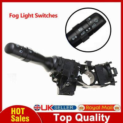 Update Fog Light Switch Indicator Light Switch Stalk For Citroen C1 Toyota Aygo