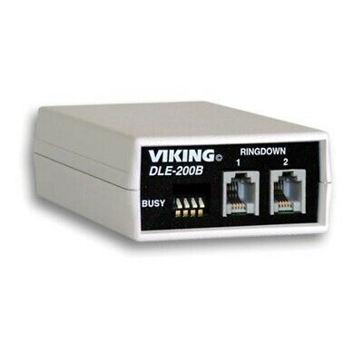 Viking Electronics Viking Line (Viking Electronics Dle-200B 2-Way Line Emulator)