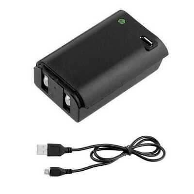 batería pila mando Xbox One , incluye cable USB, Pilas Xbox One