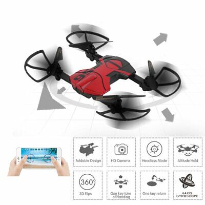 Drone x pro 2.4G Selfi WIFI FPV With 720P HD Camera Foldable RC Quadcopter 4CH
