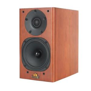 Castle Knight 1 Bookshelf Speakers BRAND NEW - ON SALE!