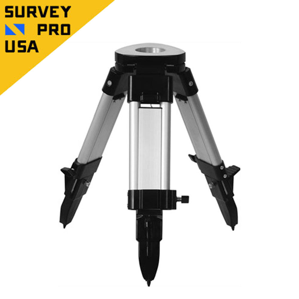 New - Mini Instrument Tripod For Total Station, Scanner, Laser, Auto Level