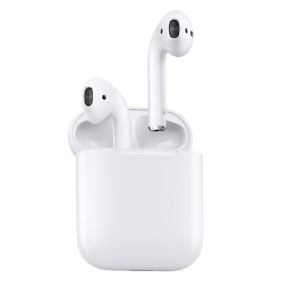 Apple AirPods -White Wireless Bluetooth In-Ear Headset *Brand New*