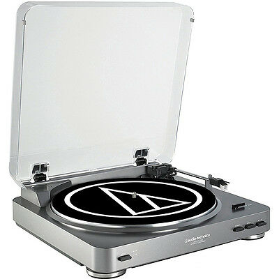Audio Technica AT-LP60-USB Automatic Stereo Turntable