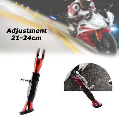 1PC Motorcycle CNC Kickstand Foot Brace Parking Leg Foot Support Stand Bracket