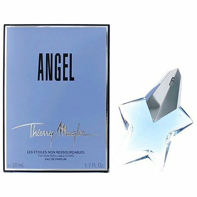 1.7 Edp Women Perfume - Angel Perfume by Thierry Mugler, 1.7 oz EDP Spray for Women NEW