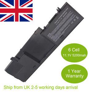 6 Cell Battery For Dell Latitude D420 D430 Laptop FG442 GG386 312-0445 JG768 UK