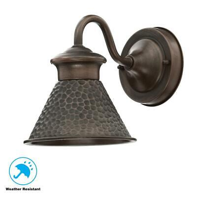 Home Decorators Collection Essen 1-Light Antique Copper Outdoor Wall (Antique Copper Outdoor Wall)
