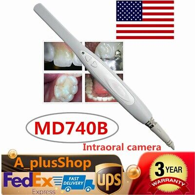 Dental Intraoral Oral Camera Dentist Imaging Intra Oral 50 Sleeves Usb Cable