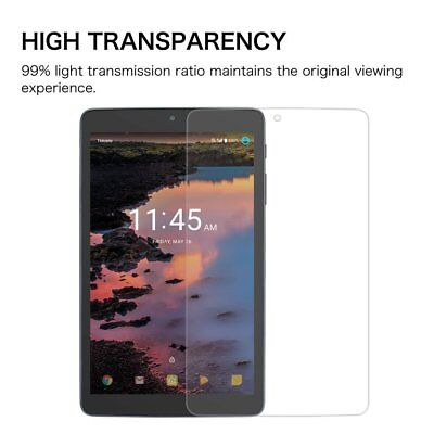 9H Premium Tempered Glass Film Screen Protector For Alcatel A30 Tablet 8 inch
