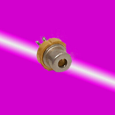 16x Bdr-209 405nm 900mw Blue-violet Laser Diode 3.8mm 209dbk Single Mode