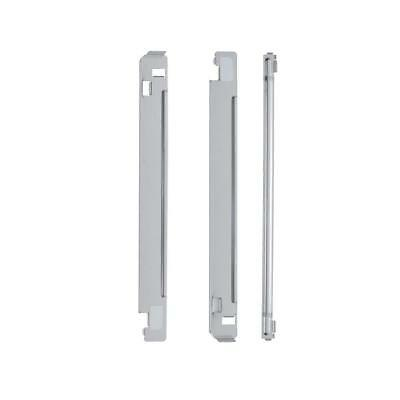 "LG KSTK1 - 27"" Width Washer/Dryer Chrome Stacking Kit w/ Instructions & Screws"