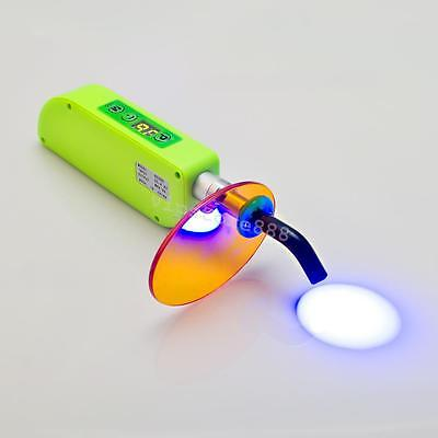 Dental Wireless Cordless Led Cure Curing Light Lamp 1500mw For Dentist Denshine
