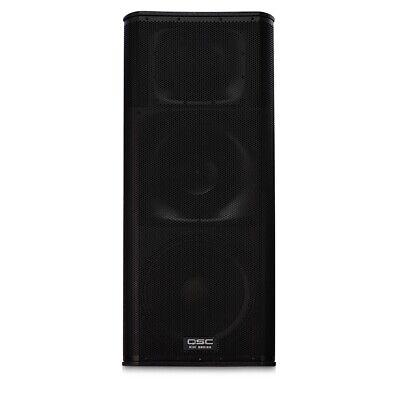"""QSC KW153 15"""" 1000 Watt 3-Way Active PA Loudspeaker"""