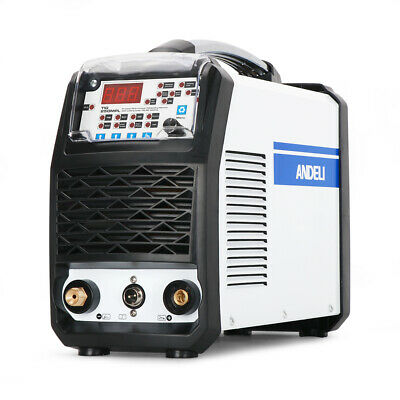 Andeli Tig-250mpl Welder Mos Tube Multi-function With Hotcold Pulse 110220v