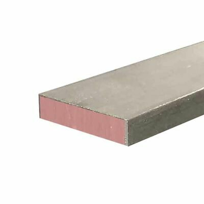 303 Stainless Steel Rectangle Bar 58 X 3 X 12