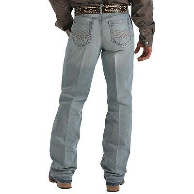 CINCH Men's GRANT Relaxed Fit Bootcut Light Pocket Design Jeans MB73037001 NWT ()