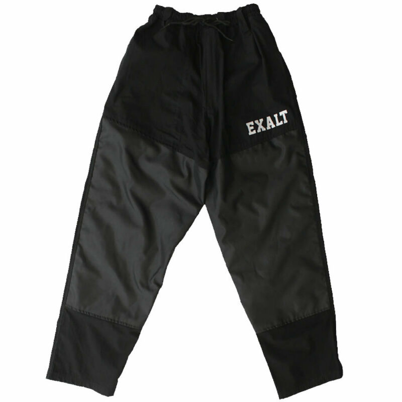 Exalt Throwback Pants Black - Small - Paintball