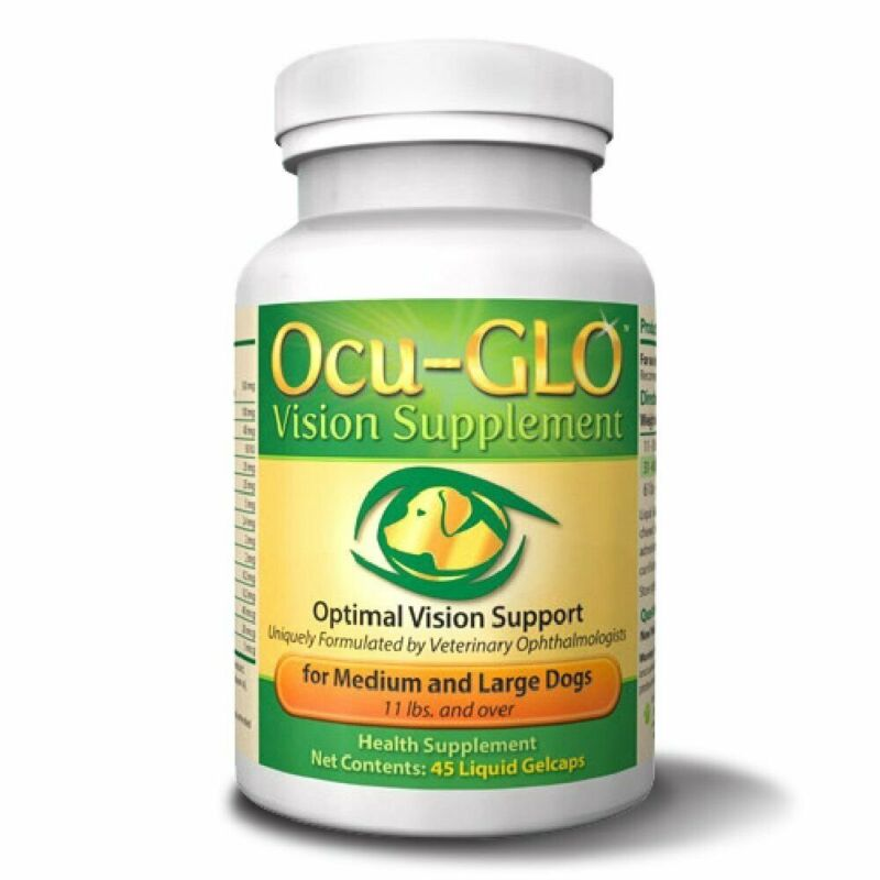 Ocu-GLO Vision Supplement for Medium to Large Dogs (45ct)