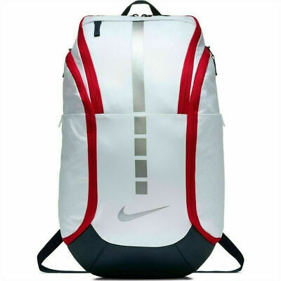 Nike Hoops Elite Pro Backpack -NEW - BA5554-100 Max Basketball USA Red Blue Team