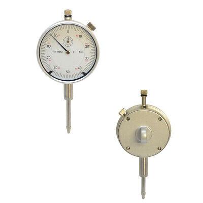 1 Inch Precision Dial Indicator 0.001 Inch Graduation Lug Back Gauge