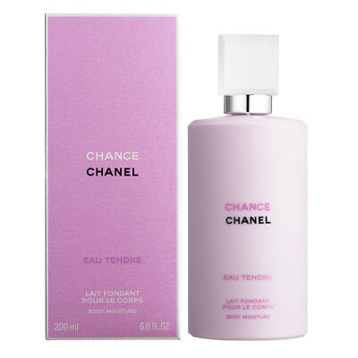 Chanel CHANCE EAU TENDRE Women Perfumed Body Moisture Lotion 6.8oz / 200ml NIB ()